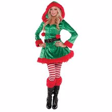 MyDay Sassy Elf ელფის კოსტუმი ქალბატონებისთვის ზომა