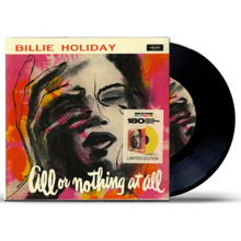 Bertus Holiday, Billie-All Or Nothing At All ფირფიტა