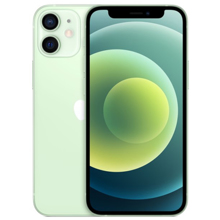 Apple iPhone 12 mini 64GB Green მობილური ტელეფონი