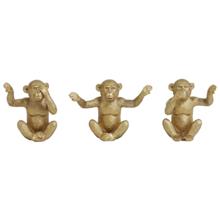 Ambience მაიმუნის ფიგურები