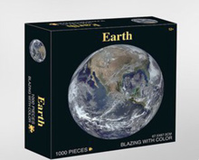 juniori Puzzle - ფაზლი დედამიწა 1000 ნაწილანი