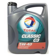 TOTAL ძრავის ზეთი CLASSIC 5W-40 5ლ