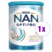 1 ქილა ადაპტირებული რძე Nestle Nan 3 (12 თვიდან) 800გრ