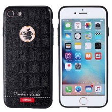 REMAX RM-279 for iphone 7 Black ქეისი