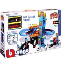 Bburago სათამაშო ასაწყობი ტრასა