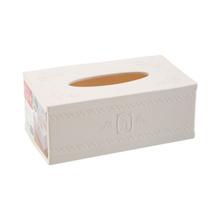 MINISO ქსოვილის მსუბუქი ყუთი დიდი ზომის (თეთრი)