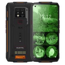 OUKITEL WP7 Black/Orange მობილური ტელეფონი