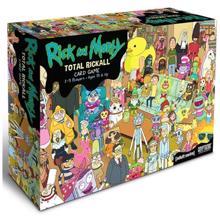 Rick and Morty Card Game სამაგიდო თამაში