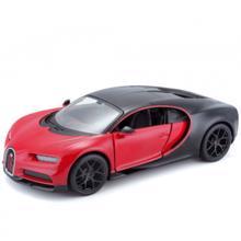 Bburago სათამაშო ლითონის მანქანა 1/18 Plus 2019 Bugatti Chiron Spor