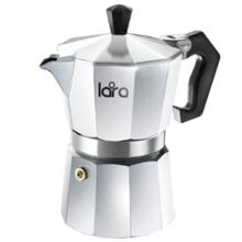 LARA ყავის მადუღარა Lara LR06-72 Silver