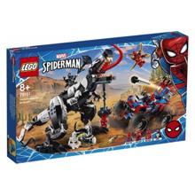Lego Super Heroes Venomosaurus Ambush სუპერ გმირები