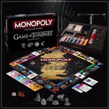 bgc სამაგიდო თამაში Monopoly Game of Thrones