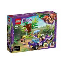 LEGO FRIENDS-პატარა სპლიყვის სამაშველო ჯუნგლებში