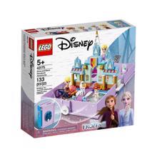 LEGO DISNEY PRINCESS ანა და ელზას თავგადასავალი