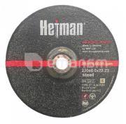 დისკი სახეხი Hetman 1/27 14А 230x6x22.23 მმ