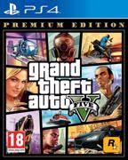 Sony PS4 Grand Theft Auto 5 Premium Edition