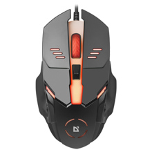 Defender Ultra Gloss MB-490 7 colours Gaming მაუსი