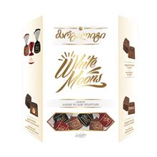 """Barambo შოკოლადის ნაკრები """"მარგალიტი"""" თეთრი 233 გრ"""