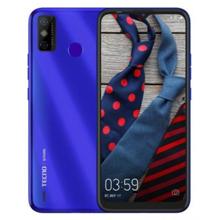Tecno Spark 6 Go 3/64GB (KE5) Dual SIM Aqua Blue მობილური ტელეფონი
