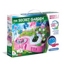 CLEMENTONI საიდუმლო ბაღი Science Musuem