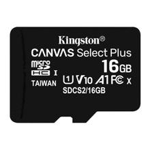 KINGSTON microSDHC Card 16GB მეხსიერების ბარათი