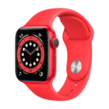Apple Watch S6 40mm Red 2020 სმარტ საათი