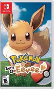 NINTENDO SWITCH LET'S GO Eevee