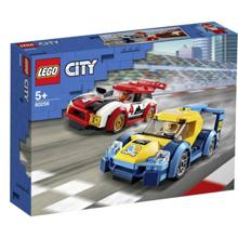 Lego City Nitro Wheels Racing Cars რბოლა