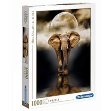 CLEMENTONI ფაზლი | სპილო 1000 ნაწილიანი