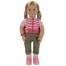 OUR GENERATION Doll Deluxe Shannon თოჯინა აქსესუარებით