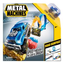 Zuru Metal Machines ტრასა