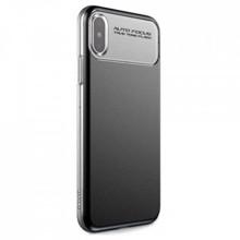 Baseus WIAPIPHX-QF01 for iphone X Black ქეისი