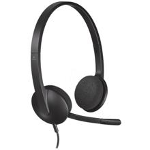 Logitech H340 Black ყურსასმენი