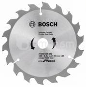 BOSCH წრიული დისკი  Bosch EC WO H 160x20-18