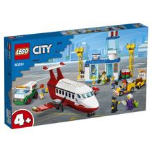 Lego City Central Airport აეროპორტი