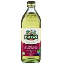 Basso - ყურძნის წიპწის ზეთი 1000 მლ