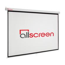 ALLSCREEN CWP-6363 160 x 160 CM პროექტორის ეკრანი