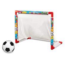 DEDE ფეხბურთის ნაკრები: კარი და ბურთი