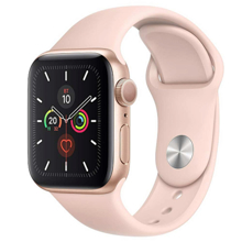 Apple Watch SE 44mm Gold 2020 სმარტ საათი