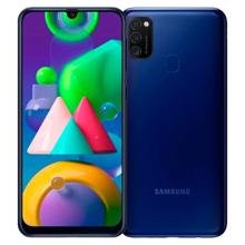 Samsung Galaxy M21 4/64GB LTE Blue მობილური ტელეფონი