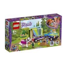 LEGO FRIENDS-მიას ცხენის ეტლი