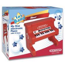 Bontempi სათამაშო ელექტრონული პიანინო