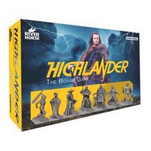 ALC STUDIO  სამაგიდო თამაში Highlander The Board Game