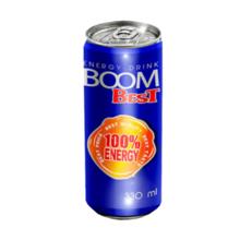 Boom ენერგეტიკული სასმელი Best 330 მლ