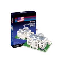 cubicfun 3D ფაზლი თეთრი სახლი