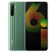 Realme მობილური ტელეფონი 6i 4GB/128GB Green RMX2040