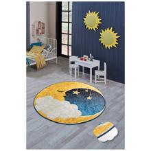 Cozy Home საბავშვო ხალიჩა Moon 140სმ