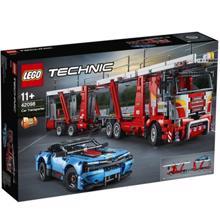 lego TECHNIC მანქანის გადამზიდავი