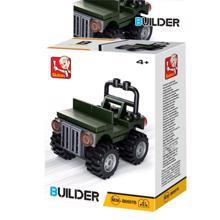 Sluban Builder მანქანა