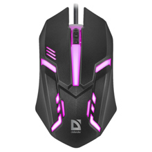 Defender Сyber MB-560L BL Gaming მაუსი